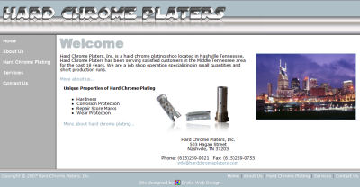 Hard Chrome Platers