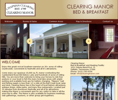 Clearing Manor